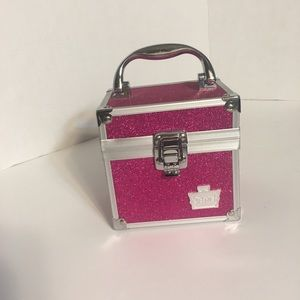 Pink Sparkly Small Caboodle!